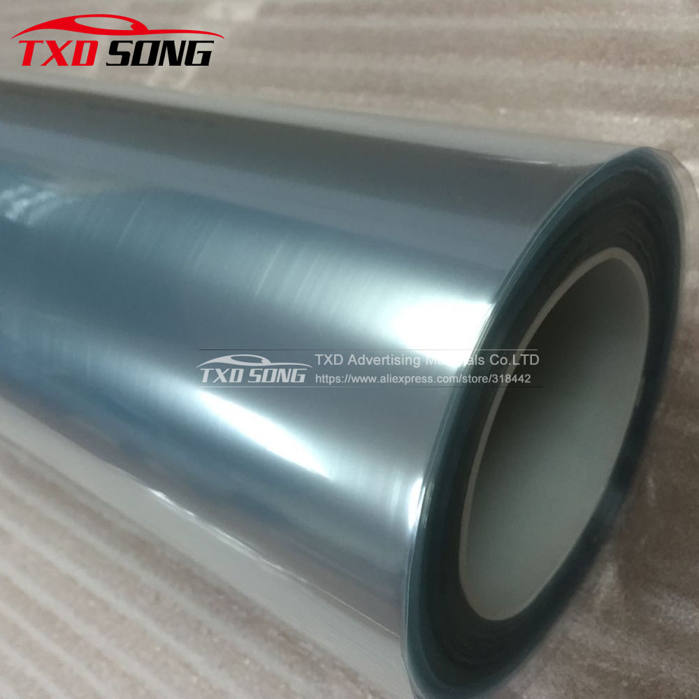 10/20/30/40/50/60X152CM 100% Transparent Car Protective Sticker With 3 Layers Car Paint Protection Film Car Protect Film