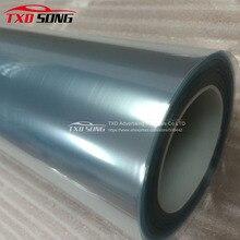 ملصق حماية شفاف للسيارة 10/20/30/40/50/60X152CM 100% مع 3 طبقات لحماية طلاء السيارة
