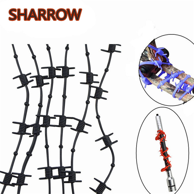 "11/"" Stabilizer Vibration Dampening Compound Bow Hunting Dampers Reduce Noise"