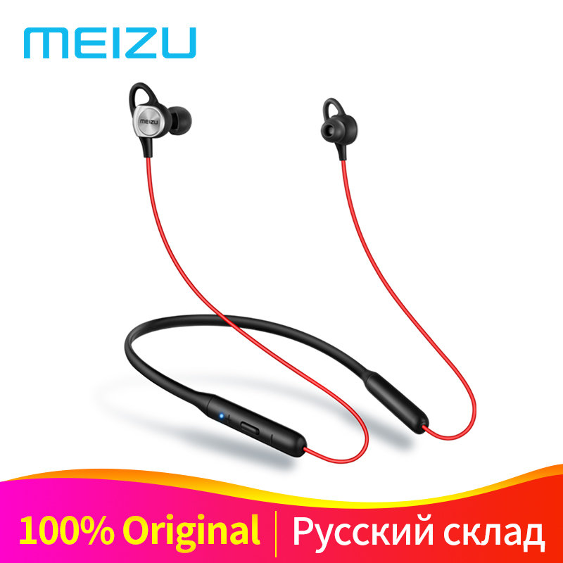 Original Meizu EP52 Bluetooth Earphones Wireless Sport Earbuds Support Apt X Waterproof Hall effect feature Upgrade
