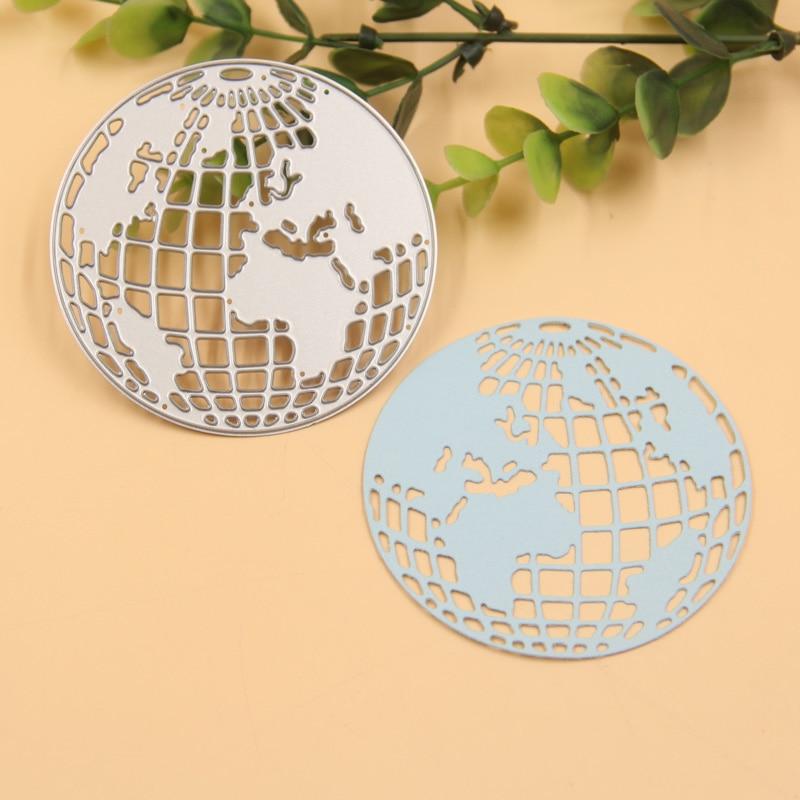 Globe Die Cuts