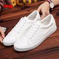 Мужские кроссовки KA1188  Белые Повседневные кроссовки из мягкой кожи для весны  2020