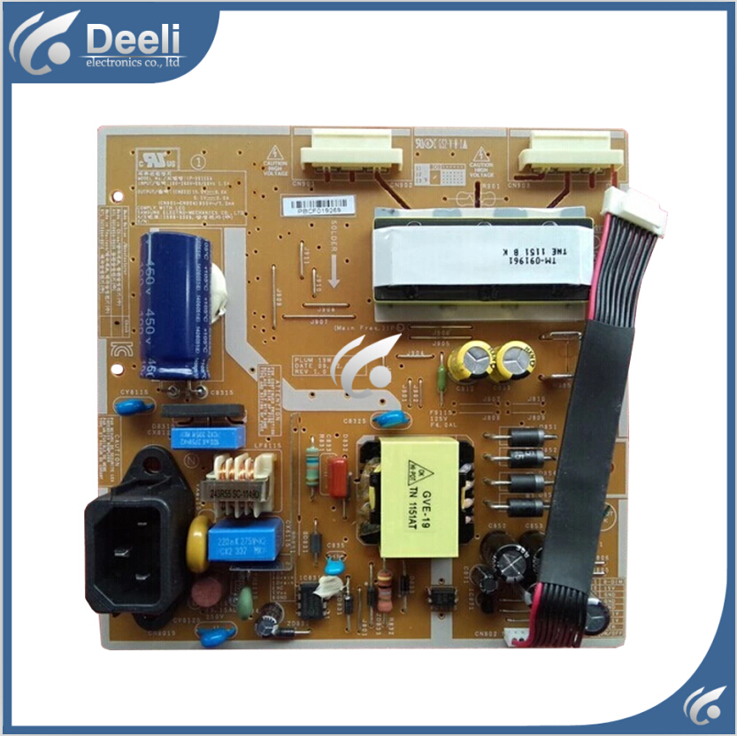 Working good 95% new used original for E1920NW B1930 Power Board IP-36155A PWI1904PC BN44-00327B e1720 e1920nw e1920 e190nw e2220w e2220 e2020w ex2220x база