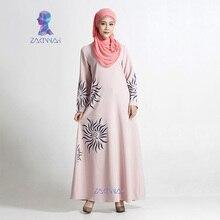 free shipping new arrival islamic fashionable abaya djellaba muslim women dress pictures turkish robe musulmane dubai clothing