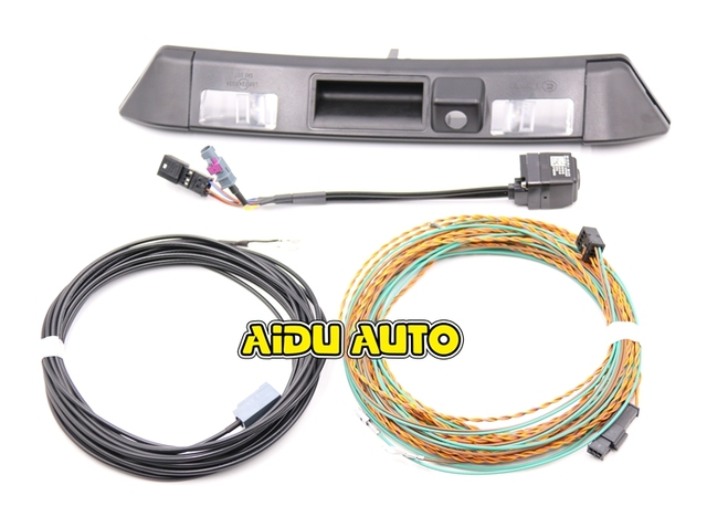 For Audi NEW TT 8S Rear View Camera with Highline Guidance Line Wiring harness 8S0 827 574 A 8S0827574A