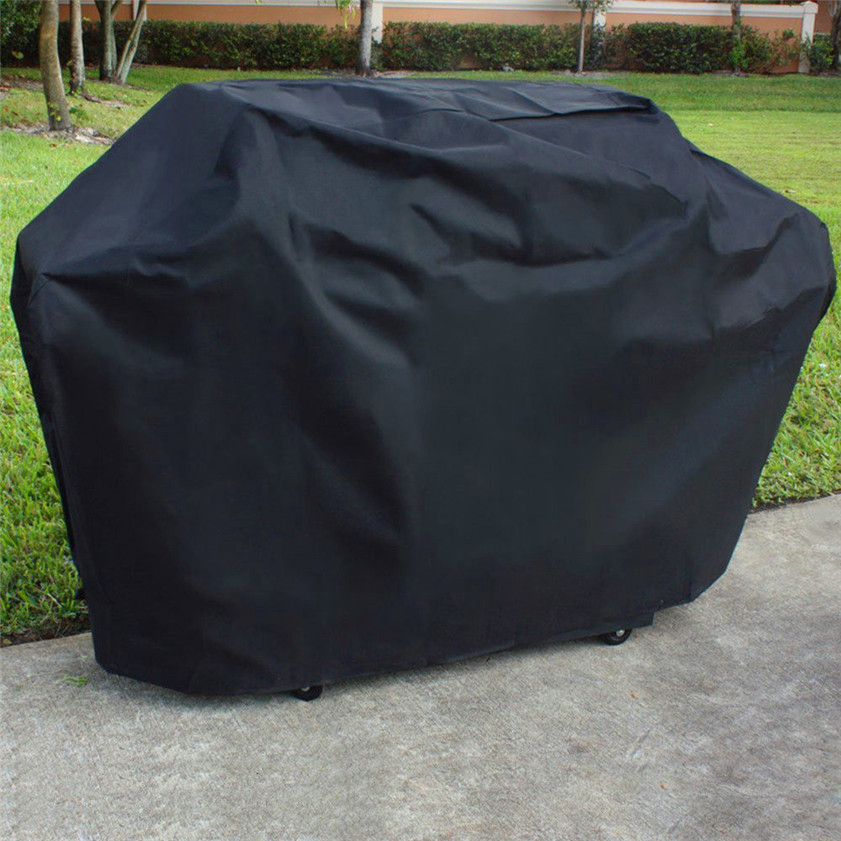 58-inch Heavy Duty Waterproof BBQ Cover Gas Barbecue Grill For Patio Protector 1122
