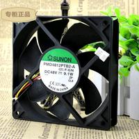 Free Delivery PMD4812PTB2 A 2 150 0 CFM Designed The GN DC Fan 48 VDC 120