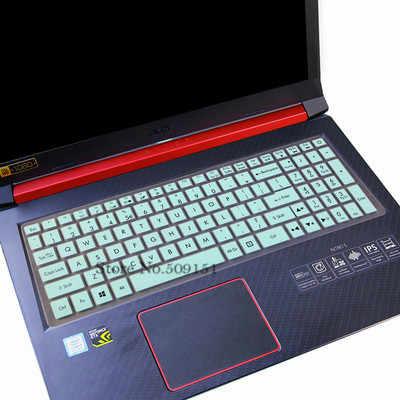 15.6 polegada Protetor Da Pele Tampa Do Teclado do portátil Para Acer Predador Helios 300 AN515-51 AN515 51 AN515-51-584H/50MK/787J /526F