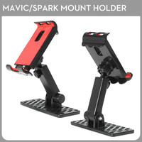 Mavic Pro Mount Updated Tablet Holder Phone Mount Bracket Rotating Flexible 4 12 Inches For DJI