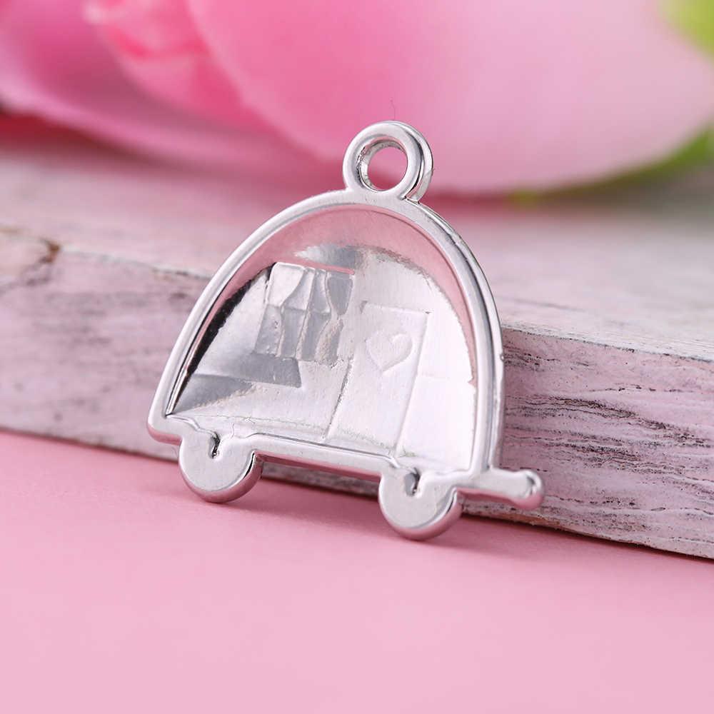 Skyrim аксессуары для ювелирных изделий эмаль туристический прицеп подвески для DIY ожерелье/браслет/чокер подвижный кулон детский подарок