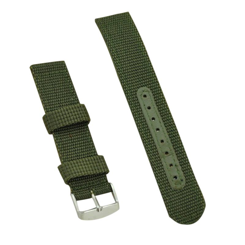 Simple Watch Band Solid Color Strap Nylon Mesh Watchbands 20mm 22mm 24mm Women Men Sport Watches Belt Accessories LL@17 bt40 er32 15pc milling lathe collet chuck set 3 to 20mm