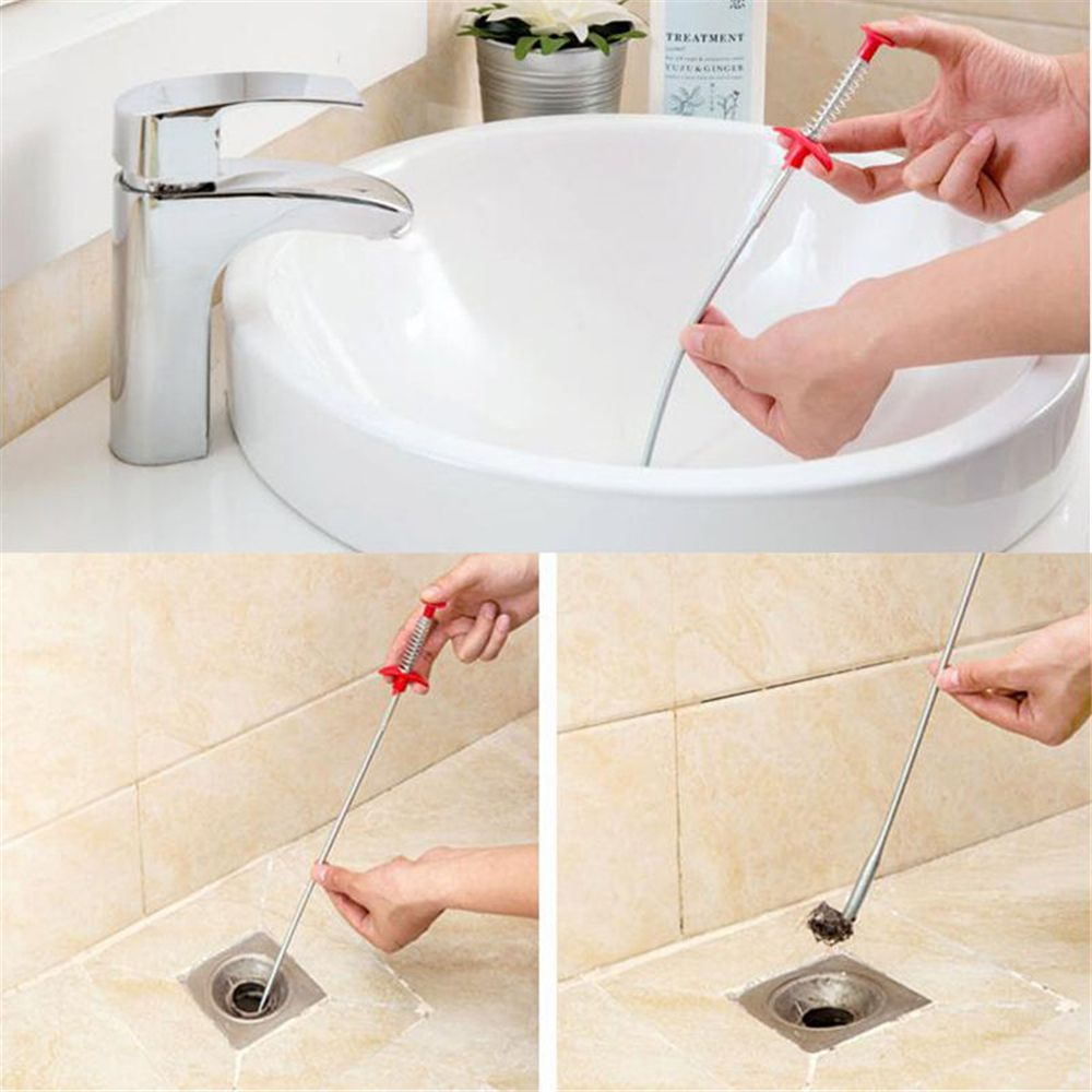 Home Bathroom Sink Drain Filter Cleaner Sewer Dredge Device Cleaning Tool China Mainland