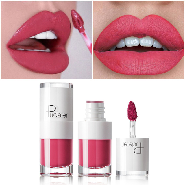 Liquid Lipstick Waterproof Makeup Long Lasting Lip Gloss Rouge Tools