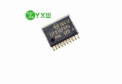 100pcs lot Free shipping STM32F030F4P6 STM32F030F4 STM32F030 IC MCU ARM 16K FLASH TSSOP20