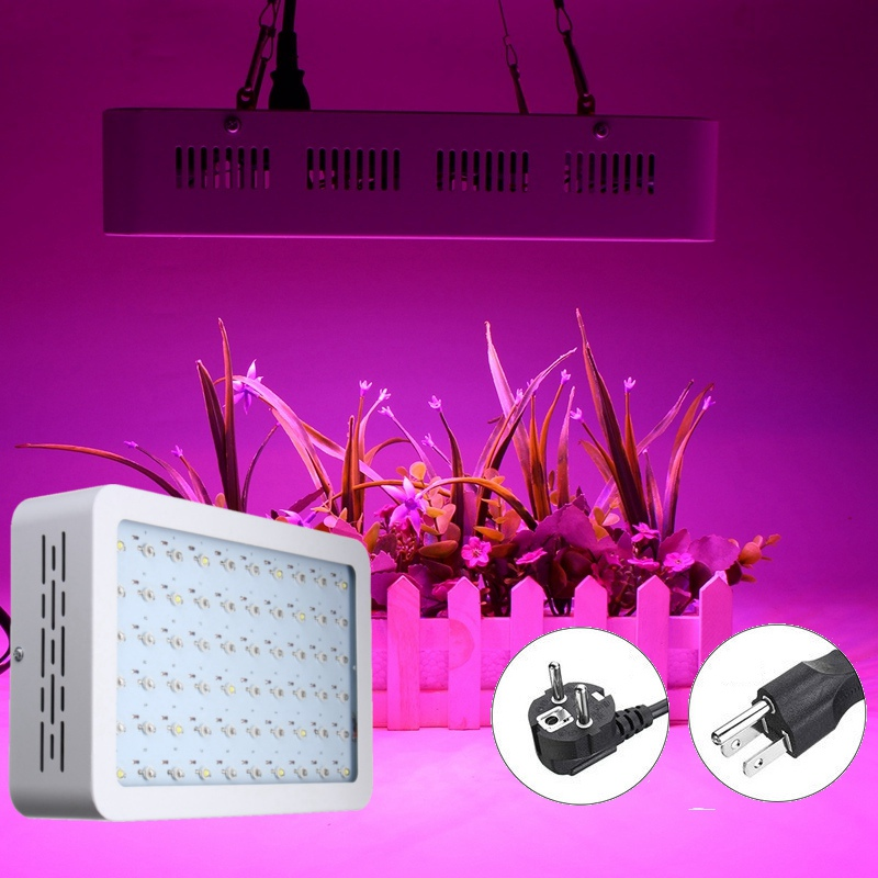 New Arrival 300W Full Spectrum Led Grow Panel Lamp Led Grow Light 110V 220V For Indoor Greenhouse Grow Hydroponic Veg Tent Plant 200w full spectrum led grow lights led lighting for hydroponic indoor medicinal plants growth and flowering grow tent