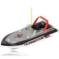 HIINST người bán Tốt Nhất tàu drop NEW RED Đài Phát Thanh Điều Khiển Từ Xa Siêu Mini Speed Boat Động Cơ Kép Kid Toy 2 S35