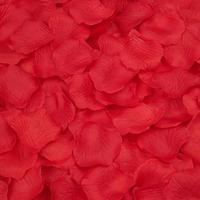 7 Colors For Choose Vintage 1000pc/Set Beautiful Wedding Petals Silk Flowers Silk Rose Decoration for Wedding