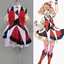 Anime macross delta Freyja Wion Uniforme Cosplay Traje de Halloween Outfit