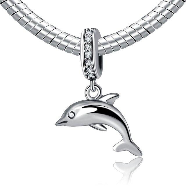 charm pandora delfino prezzo