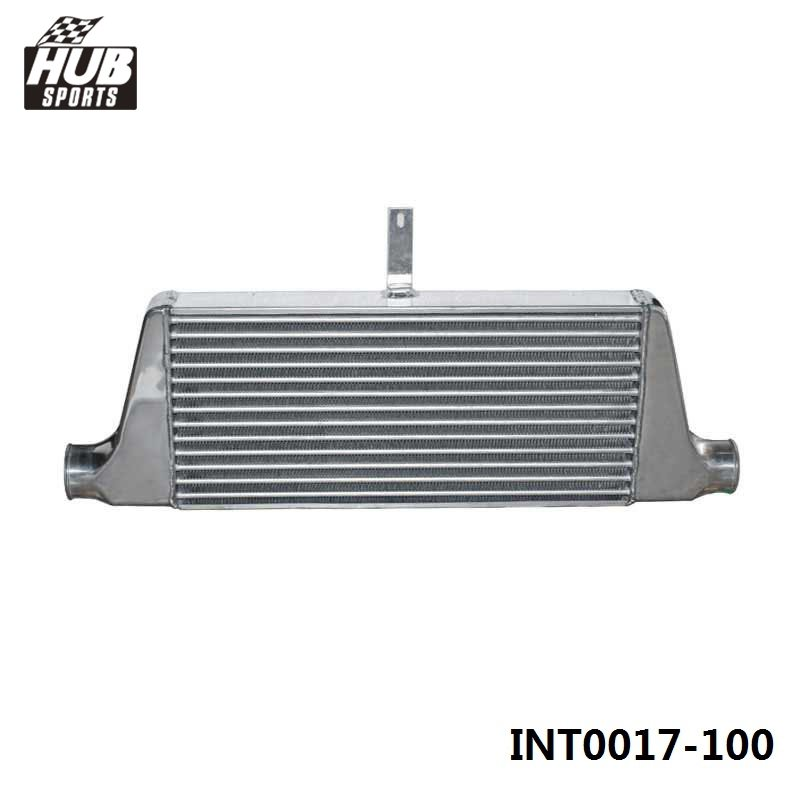 Hubsports - 3 UNIVERSAL INTERCOOLER TYPE: Fin Turbo 600x280x76MM HU-INT0017-100 31x12x3 inch universal turbo fmic intercooler 3 inch piping kit toyota supra mkiii mk3 7mgte