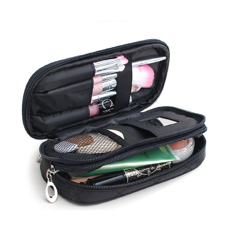 Travel Cosmetic Bags Functional Makeup Pouch Vanity Case Wash Toiletry Storage Organizer Accessories Supplies Products travel aluminum blue dji mavic pro storage bag case box suitcase for drone battery remote controller accessories