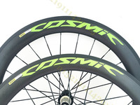 Cheap High Quality Road Bike 700C 50mm 45mm 38mm Clincher Full Carbon Wheels 25mm Width Road