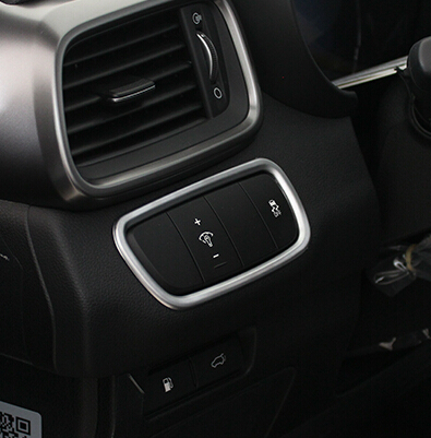 For 2015 2016 Kia Sorento Interior Controls Tank Switch Boot Switch Frame  Cover Trims In Interior Mouldings From Automobiles U0026 Motorcycles On  Aliexpress.com ...