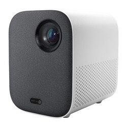 2019 Xiaomi Mijia mini projektor DLP 1080P Full HD AI Voice pilot zdalnego sterowania 500ANSI wideo 4K 3D WIFI projektor przenośny projektor 3