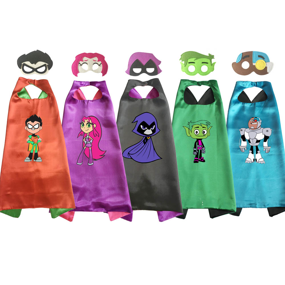 Teen Titans Costumes For Kids