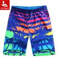 2016 Verão Swimwear Homens Calções de Marca Casual Mens Shorts de Homem nova Marca-secagem Rápida Bermuda Shorts Da Praia Dos Homens Sunga Masculina