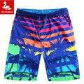 2016 trajes de Baño Verano Hombres Shorts Marca Casuales Para Hombre Shorts Hombre nuevo reloj Para Hombre de secado rápido Beach Shorts Sunga Bermudas Masculina