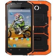 Оригинальный dtno. Я X3 4 г Android 5.1 смартфон 5.5 дюймов MTK6735 Quad Core 2 ГБ + 16 ГБ IP68 Водонепроницаемый Bluetooth 4.0 Мобильные телефоны