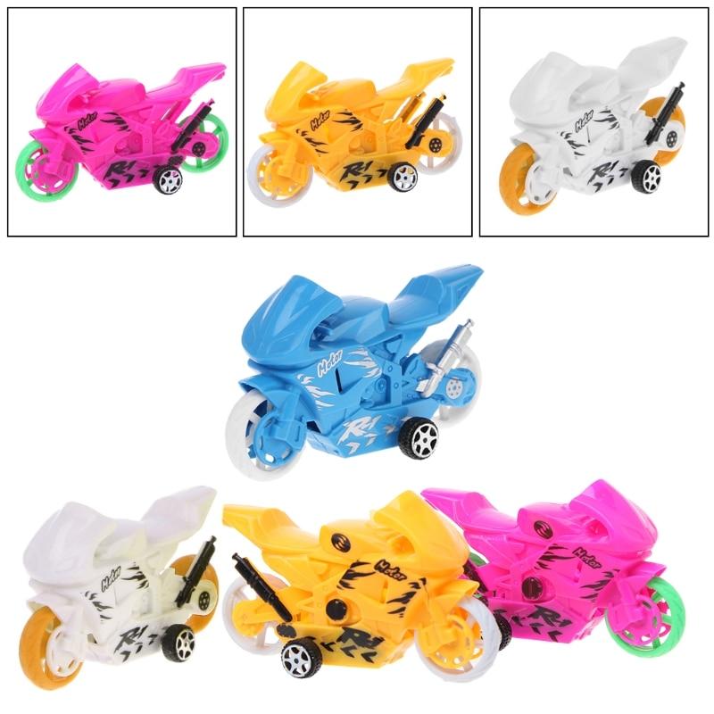 Criativo mini modelo de motocicleta brinquedos educativos carro presentes para bebê meninos crianças-m15
