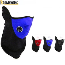 HOT Products Outdoor Sport Cycling Sport Bike Motorcycle Mask Skiing Snowboard Neck Skull Masks Winter Ski Warm Face Mask цена