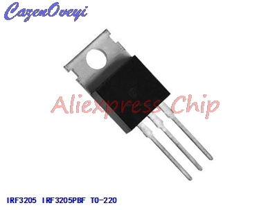 1pcs/lot IRF3205 IRF3205PBF MOSFET MOSFT 55V 98A 8mOhm 97.3nC TO-220 new original In Stock1pcs/lot IRF3205 IRF3205PBF MOSFET MOSFT 55V 98A 8mOhm 97.3nC TO-220 new original In Stock