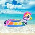 2016 Del Verano Del Bebé Cebra Inflable de Natación Anillo del Flotador de Natación Barco Asiento de Seguridad Para Niños Piscina Accesorios