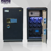 Automatic Watch winder Safety box Watch Safe box for deposit/watch/jewelry/antique Guard against theft case Strong box