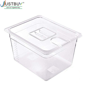 Sous Vide Container with Lid f