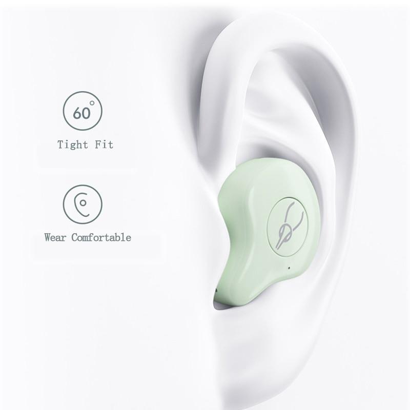 Image 3 - 2019 NEW IPX7 Waterproof TWS Bluetooth 5.0 High Sound  Wireless Earphones-in Bluetooth Earphones & Headphones from Consumer Electronics