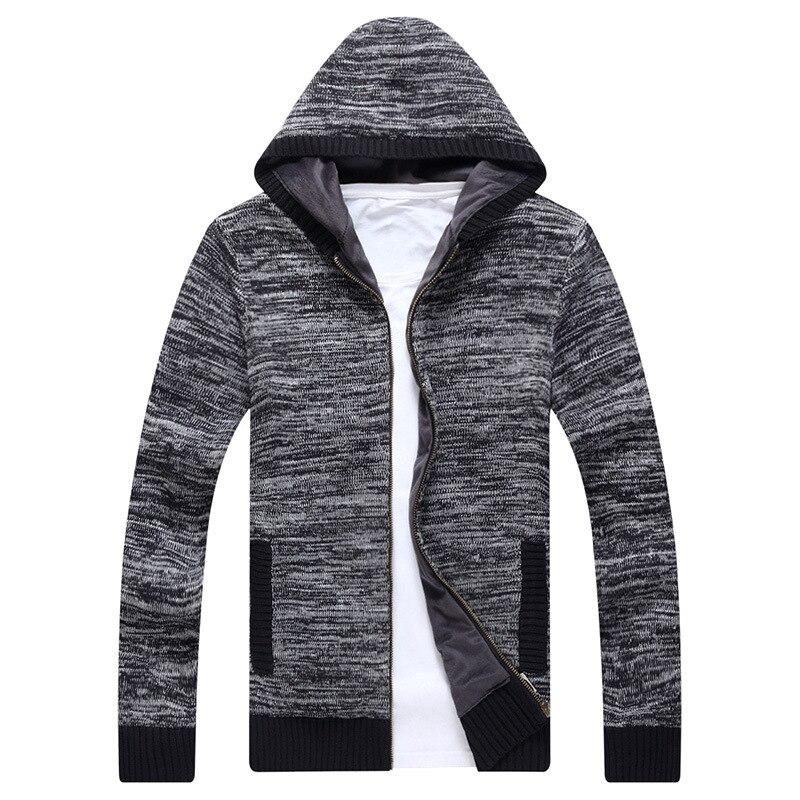 MRMT 2018 tout nouveau jeune décontracté hommes vestes tricots manches longues pardessus pour homme chandail vêtements chauds vêtement