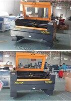 laser cutting machinery laser wood cutter laser wood machine 1390 with Ruida control system