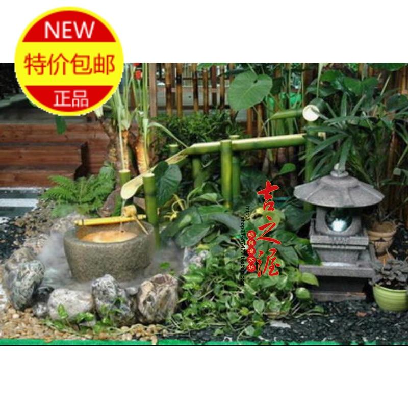 mobiliario jardim jumbo:Grande jardim Japonês do jardim da água da fonte waterscape Fountain