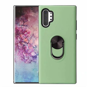 Magnetic Ring Galaxy Note 10 Pro Case