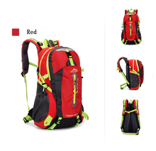2016 40 L Unisex Travel Bags Rucksack Men s Outdoor Camping Hiking Backpacks Bag Sport Backpack