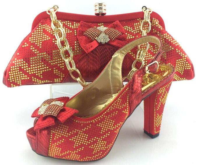 mode Livraison Party ensemble Italie chaussures pour Lady et gratuite embrayage wA5ApqR