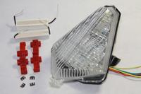 Aftermarket Free Shipping Motorcycle Parts LED Tail Brake Light Turn Signals For Yamaha YZF R1 YZFR1