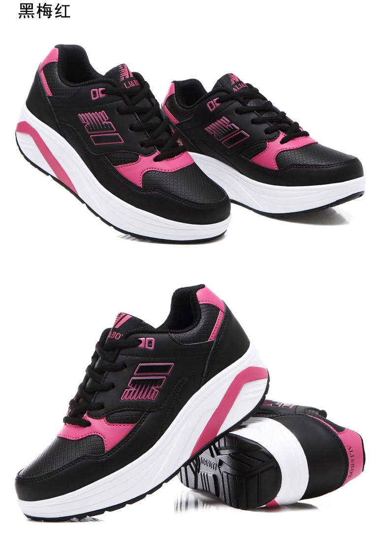 Autumn winter outdoor Girls Sneakers Platform Running Shoes for Women Sneakers Sports Shoes White Sneakers 9