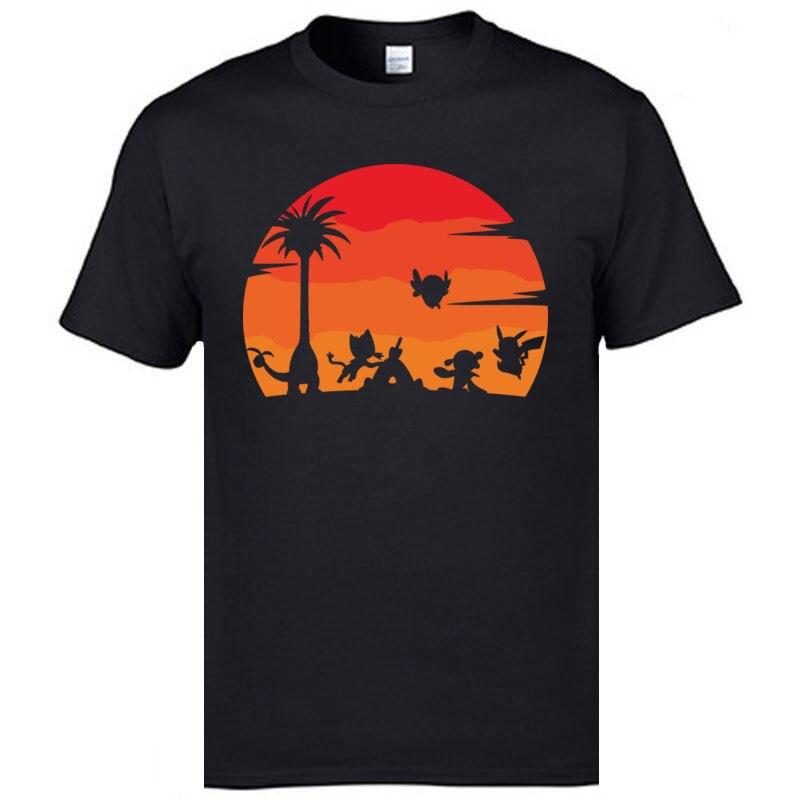 classic-anime-tee-shirts-boy-men-font-b-pokemon-b-font-pikachu-alolan-sunset-cartoon-t-shirts-printing-fashion-funny-t-shirts-xmas-gift
