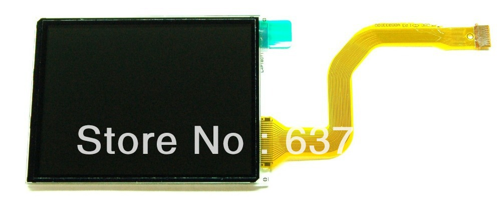 LCD Display Screen For CANON For IXUS 850 SD 800 IXY 900 For IXUS850 SD800 IXY900 Digital Camera