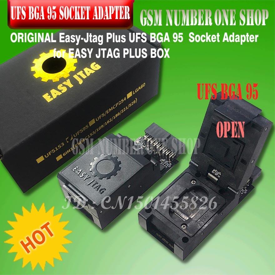 Easy Jtag Plus Box Easy-Jtag Plus UFS BGA 95 Socket Adapter